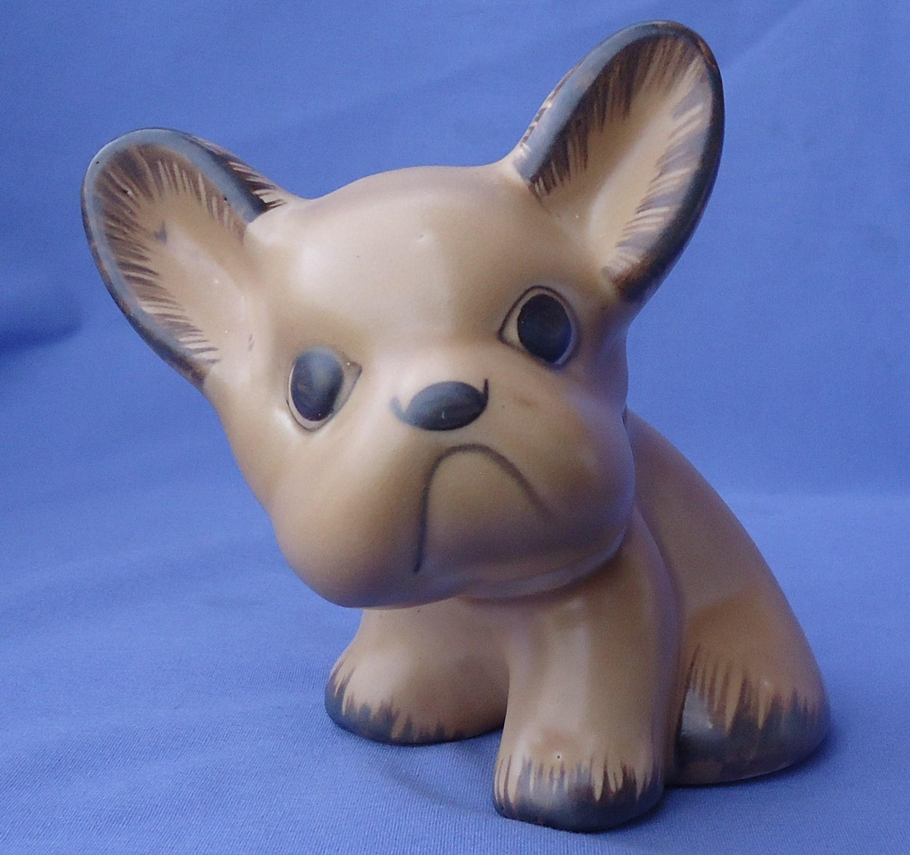 Sylvac French Bulldog England 6""