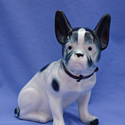 1940s French Bulldog Wrisley 9""