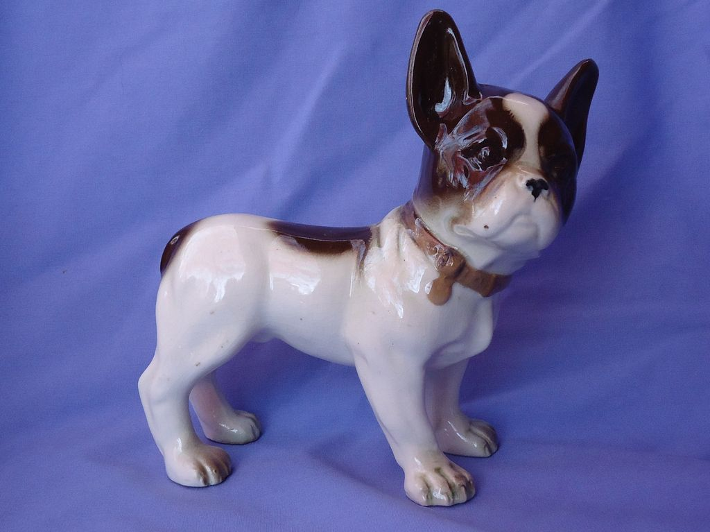 1940s French Bulldog Germany 9""