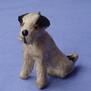 antique Fripon fox terrier Germany French fashion doll