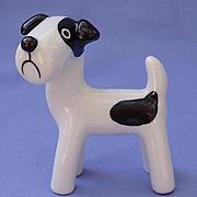 "Jack Russell Fox terrier Schnauzer Bosse design dog Metzler Ortloff Germany 3"""