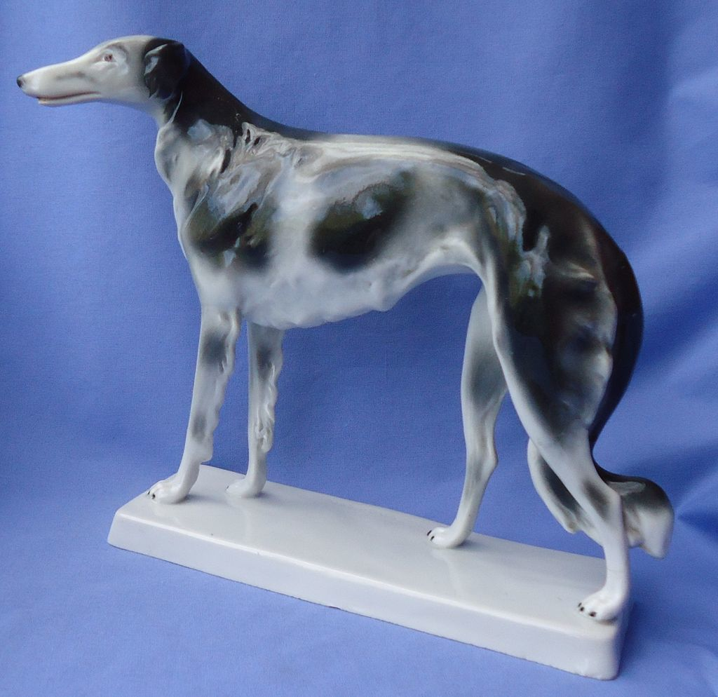 1930 Goebel Borzoi Germany 12""