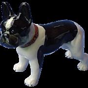 "French bulldog Boston terrier Goebel Germany 6"""