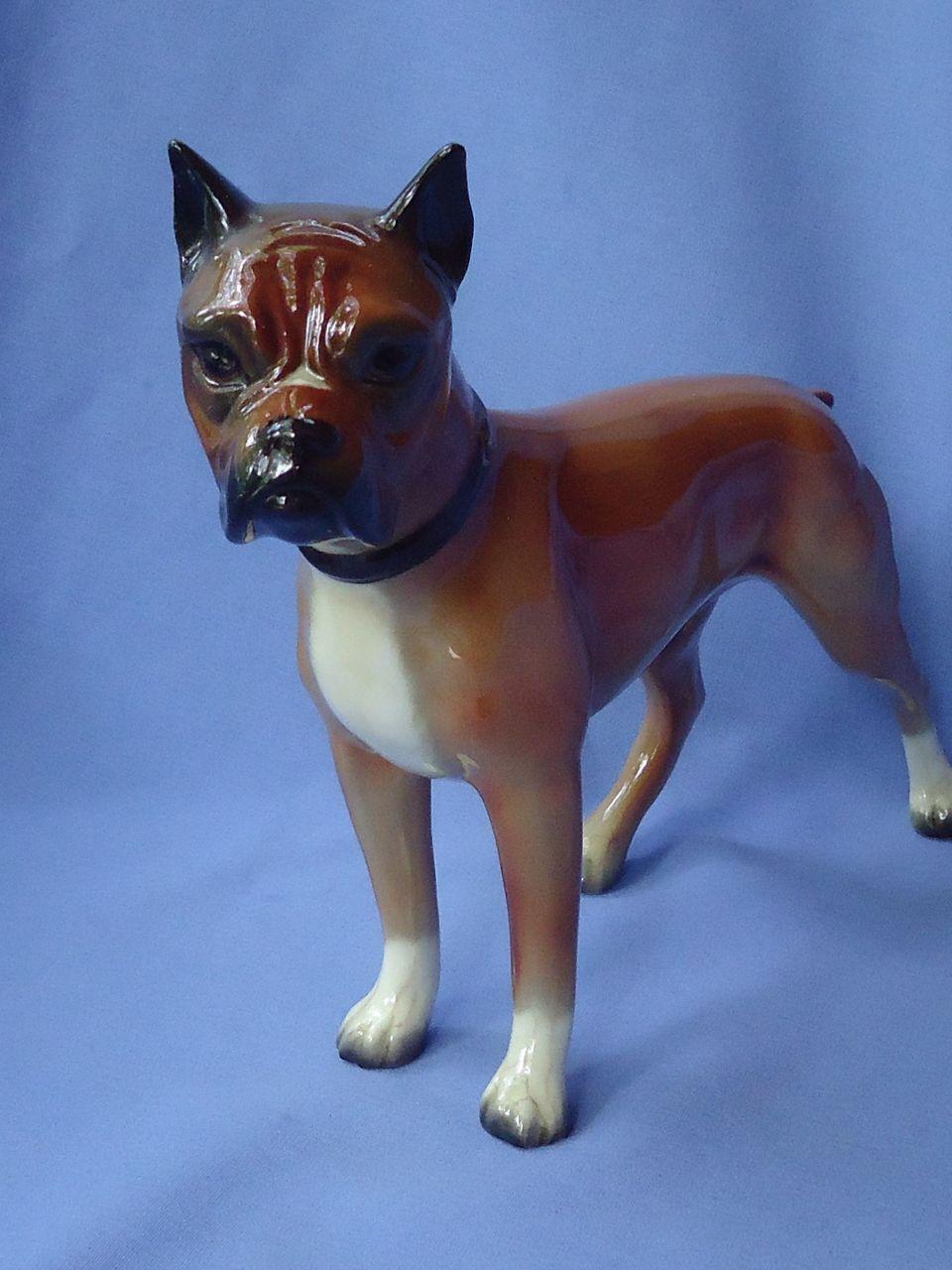 "1950 Gort Boxer dog 11"""