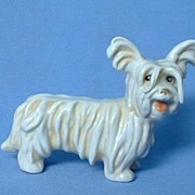 1930s Skye Silky terrier Bosse Goebel Germany 6""