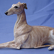 Greyhound dog Eve Pearce England 8""