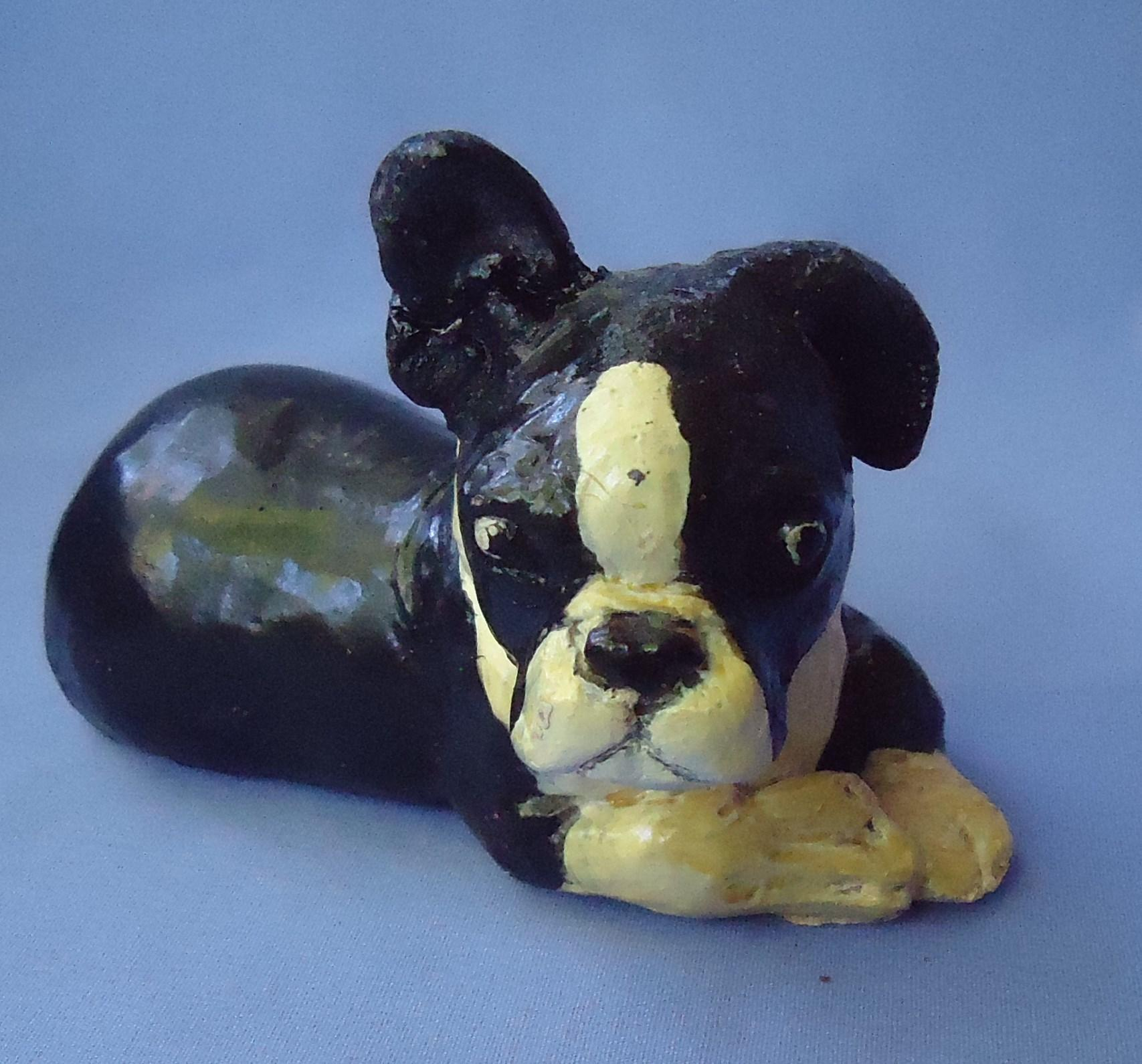 1940s French Bulldog Jan Allan 5""