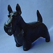 1940s Scottish terrier Jan Allan 7""