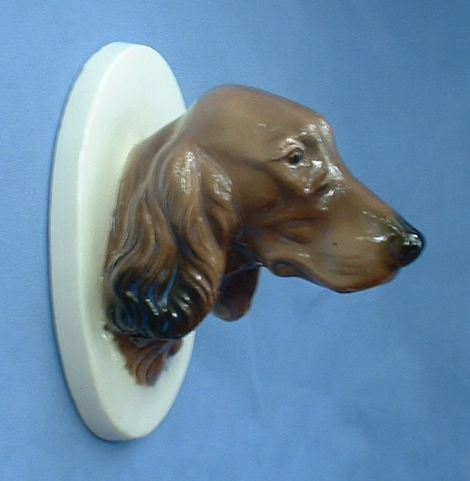 1950s Irish Setter English Spaniel Katzhutte Germany