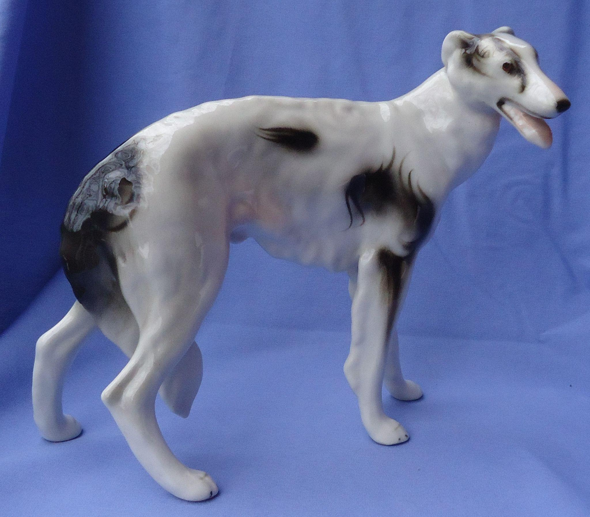 Keramos Borzoi Germany 11""