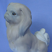 1980s Lladro Pekingese matte finish