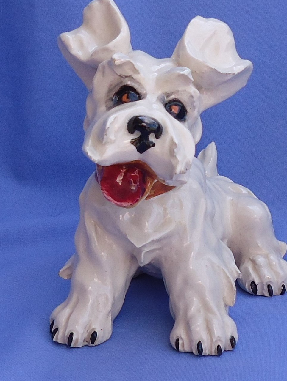 Scotty  Fox Terrier Mollica Italy 7""