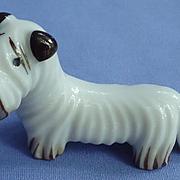 """art deco MO Skye silky terrier Bosse Metzler Ortloff Germany 3"""""""