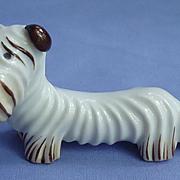 """art deco MO Skye silky terrier Bosse Metzler Ortloff Germany 4"""""""