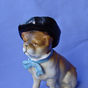 Pug in hat 6""