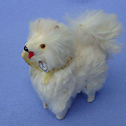 Pomeranian Spitz Samoyed salon dog Germany French fashion doll companion