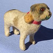 antique Pug salon dog Germany French fashion doll