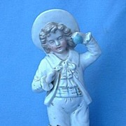 precious PUG playing fetch w Victorian boy Germany 8""