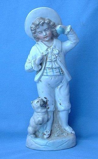 """PUG playing fetch w Victorian boy Heubach Germany 8"""""""