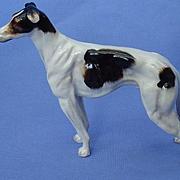 1930 Whippet Italian Greyhound dog Royal Doulton 1077