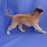 """rare Royal Doulton England Afghan hound 8"""""""
