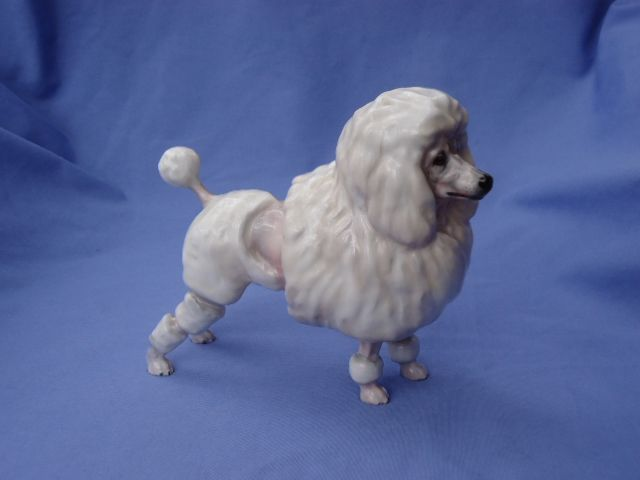 1950s Royal Doulton French poodle dog 2631