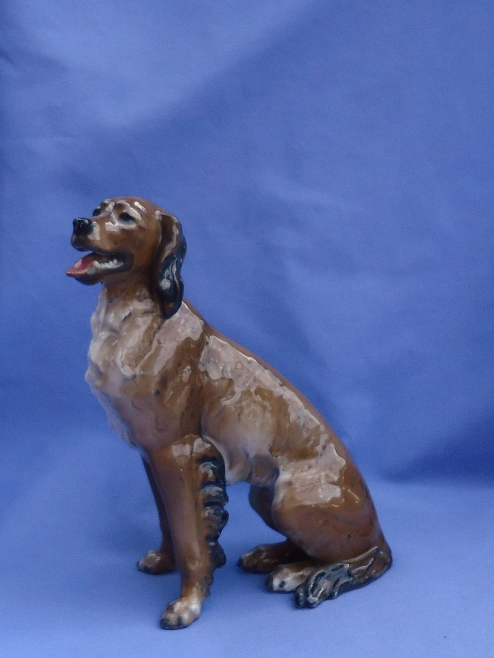 "1930s Rosenthal Irish setter retriever dog  Germany 7"""