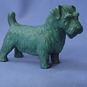 deco Sealyham Cesky Norfolk terrier 4""