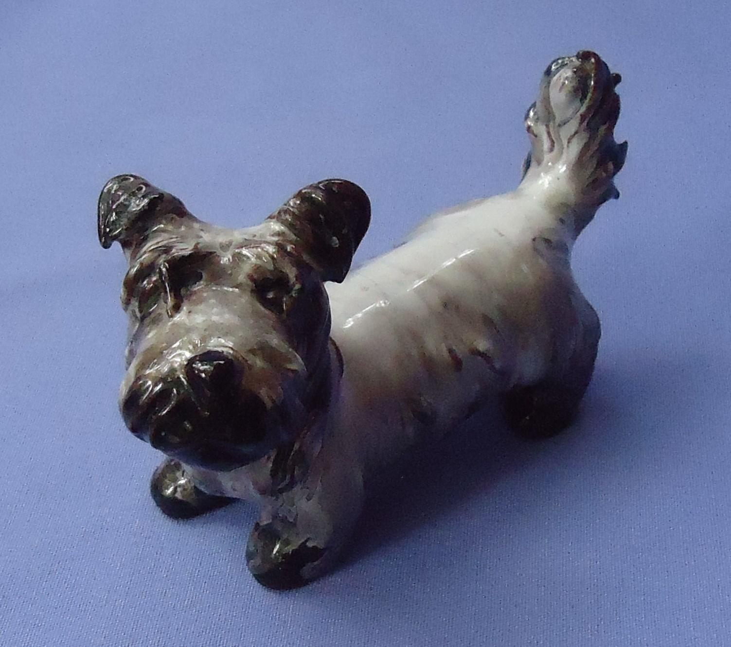 "1930s Skye silky terrier Austria 5"""