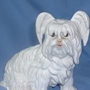 """..vintage Skye /Silky Terrier Italy 7"""""""