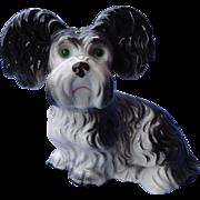 "Skye Silky Yorkshire Papillon terrier Briard dog  perfume  lamp Germany 8"""