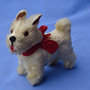 1940 Fripon Scottish terrier French fashion doll Germany