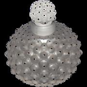 Lalique Anemone Perfume Bottle