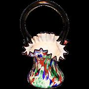 Czechoslovakian Cased Basket