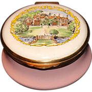 Crummles Enamel Box - Manor House Hotel Castle Combe