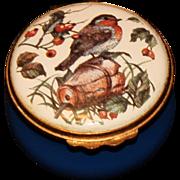 KIngsley Enamels Robin Box
