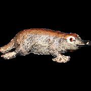 Austrian Bronze Platypus