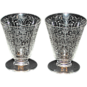 Baccarat Michelangelo Wine Goblets-Set of Two