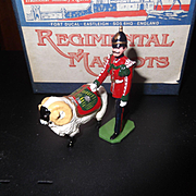 Rare Ducal Traditional Military Figure Regimental Mascots