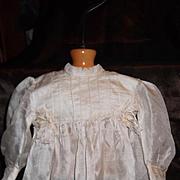 """Delicate Silk Bebe Dress for 19"""" to 20"""" Bebe"""
