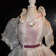 Petite Antique Dress
