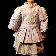 Elegante French Bebe Dress