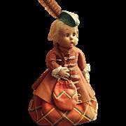 Marvelous Googly-eyed Lenci Lady