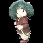 "American Mohair ""Benjamin Bunny"" by R. John Wright"