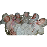 Delightful Basket of German Babies