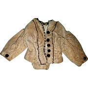 French Fashion Jacket for Petite doll