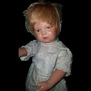 Rare Schoenhut Walking Toddler Doll,