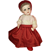 German Bisque Character 8192 by Huebach Toddler