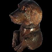 Black Forest Dog Humidor