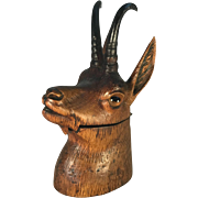 Black Forest Chamois Inkwell